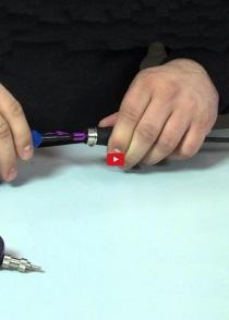 Cleaning of QODC2 Socket