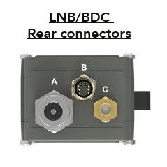 Rear Connectors