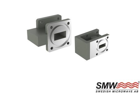 Waveguide isolators from SMW