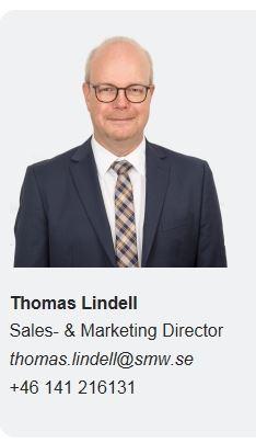 Contact SMW salesteam