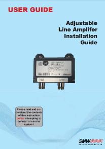Line Amplifier Quick guide